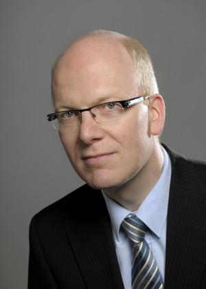 Portaitaufnahme von Prof. Dr. Jürgen Stamm